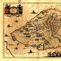 Isle of Zeilan, Old Map of Taprobana