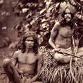 Veddahs of Ceylon (Wild Men or Yakkas)