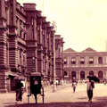 The General Post Office, Colombo 1890's