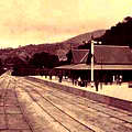 Peradeniya railway station