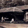Rest house at Gampola, Sri Lanka in 1894