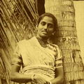 Portrait of a Tamil Woman – Ceylon