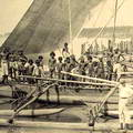 Ceylon Fishermen and Catamarans