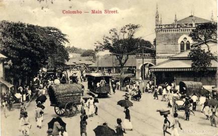 Main Street Pettah Colombo