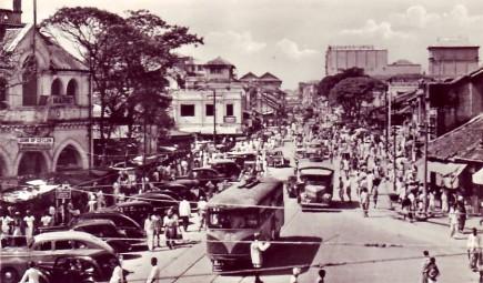 Pettah Street Scene