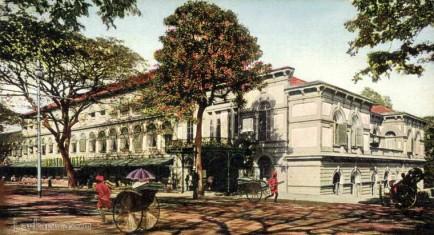 Bristol Hotel Colombo, Ceylon c.1920