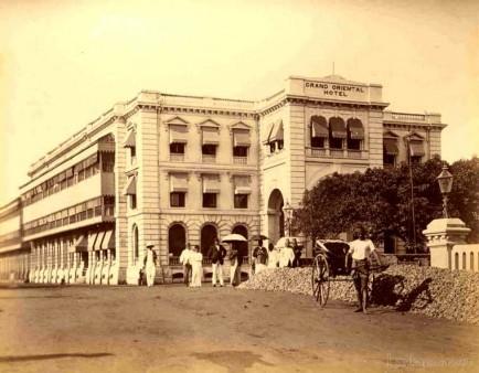 Grand Oriental Hotel, Colombo, Ceylon 1880