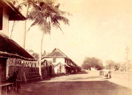 Street scene Colombo, Ceylon c.1890