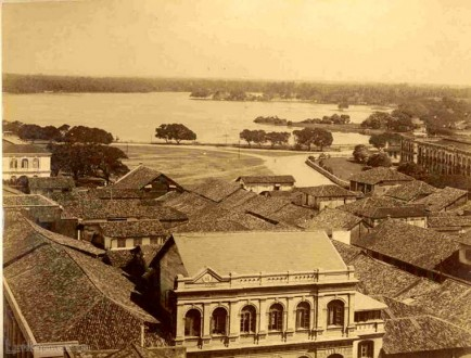 View of Colombo Ceylon