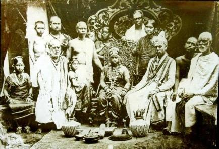Brahmin Wedding in Ceylon