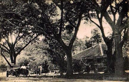 Sigiriya Rest Hose, Ceylon 1920s