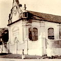The old Dutch church in Galle