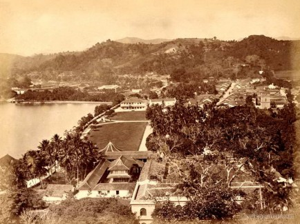 City of Kandy, Ceylon 1883