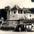 Temple of the Tooth, Kandy, Ceylon 1930 – 1940