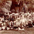 Group of Dancers, Ceylon in 1880-1890