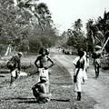 Natives on the Road near Colombo Ceylon