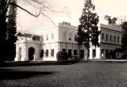 The King's Pavillion at Kandy, Ceylon 1927