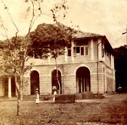 Big Bagatelle, Colombo, Sri Lanka 1865
