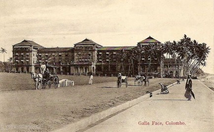 The Galle Face Hotel Colombo, British Colonial Heritage Hotel established in 1864