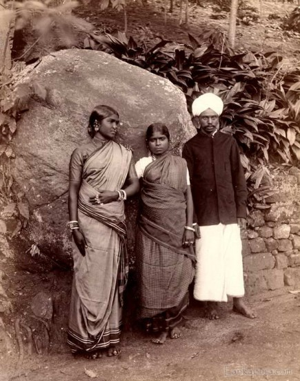 The plantation Tamils of Ceylon 1880-1890
