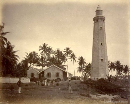 Dondra Head Lighthouse 1890