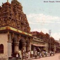 Hindu Temple Colombo early 1900s