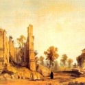 Ruins at Polonnaruwa 1800s