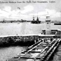 Entrance to Colombo Harbour, Sri Lanka 1900s