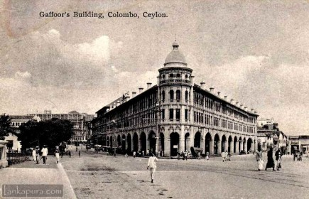 Gaffoor's Building Colombo