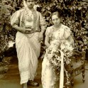 Traditional Kandyan Wedding Sri Lanka 1938