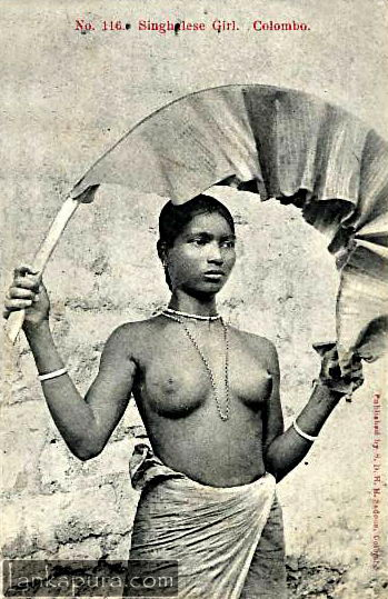 Ceylon girls