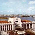 Port building at Colombo harbour 1960s