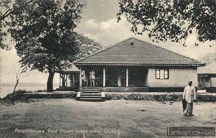 Polonnaruwa Rest House 1927