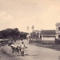 Queen Street, Colombo, Sri Lanka Late 1800s