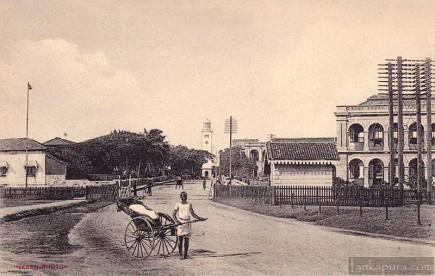Queen Street, Colombo