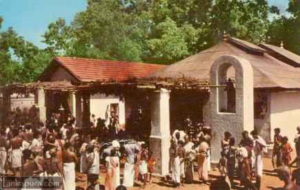 Kataragama Sri Lanka