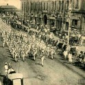 British Military Parade in Colombo Late 1800s