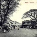 Pettah Scene Colombo, Sri Lanka Early 1900s