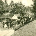 View of Ratnapura town and its people, c.1910