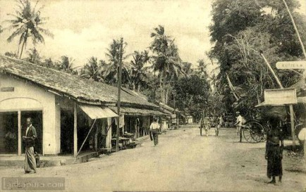 Cotta Road Colombo 1915