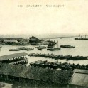 Colombo harbor 1914, Ceylon